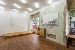 State of Matter Exhibition, installation view