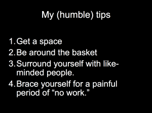 humble tips